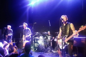 Green Day: Up Close and Personal