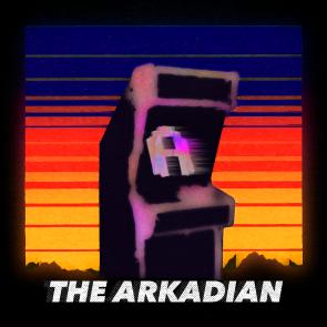 Arkadian Album Art