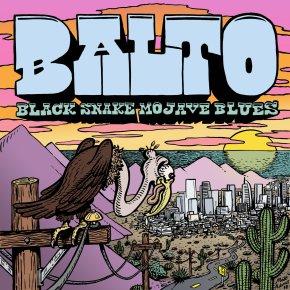 Balto Shakes the StateRoom